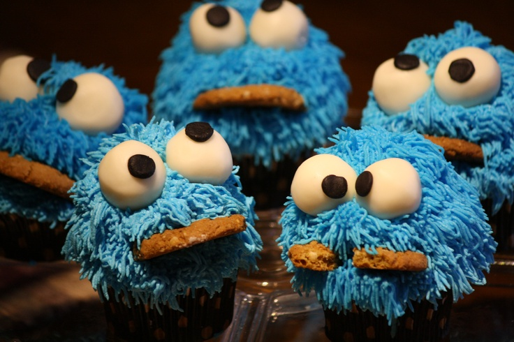 17 Best Images About Cookie Monster Party Ideas On Pinterest