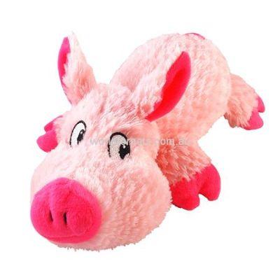 Cuddlies Dog Toy, Pig
