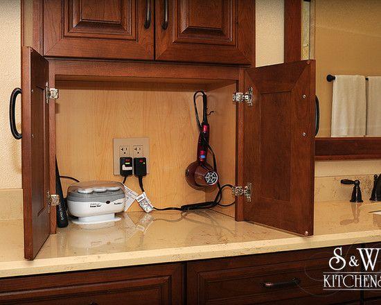 Best 25 curling iron storage ideas on pinterest for Bathroom appliances near me