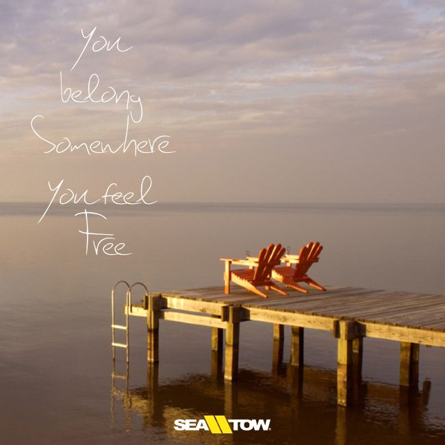You belong somewhere you feel free. #boating #saltlife #lifeonthewater #boat #quote