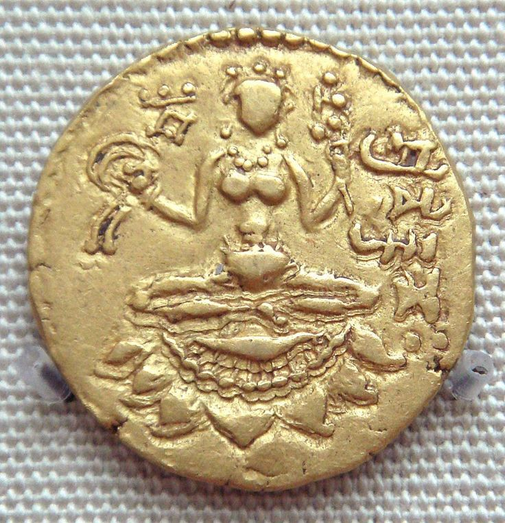 Mbugi Ansari    Coin of Vikramaditya (Chandragupta II) with the name of the king in Brahmi script 380-415 CE. — in Afghanistan.                                                                                                                                                                                 More