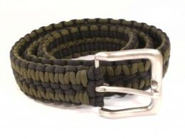 Paracord Belt - How To Make a Survival Belt