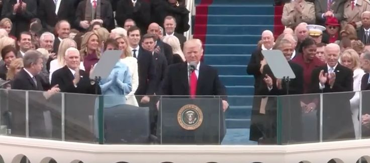 (Video & Transcript) President Donald Trump's Full Inaugural Address – American Military News