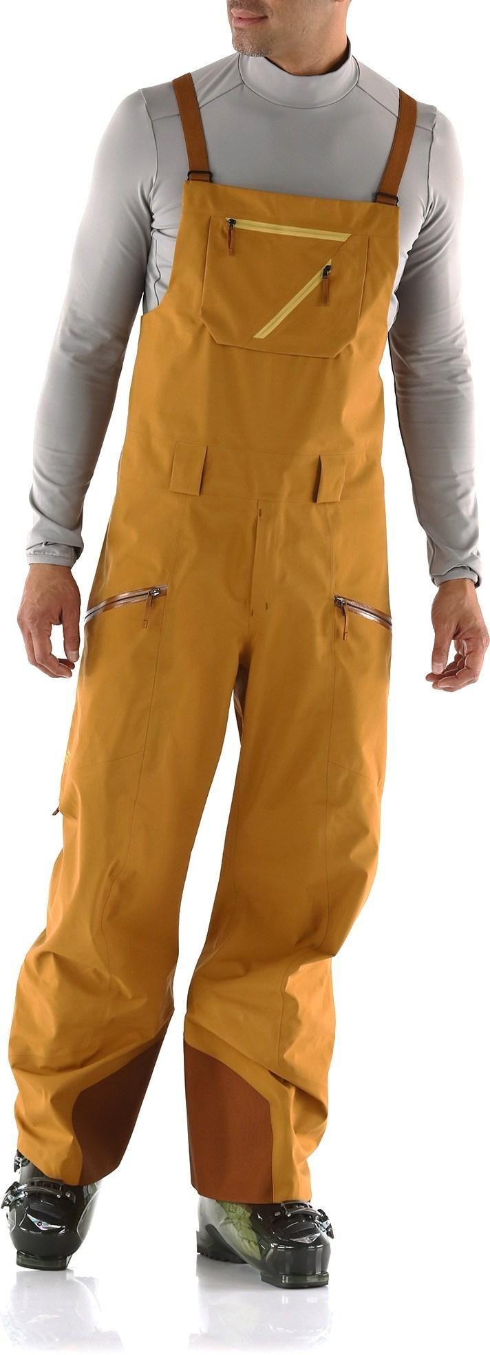 Arc'teryx Sabre Full-Bib Shell Pants - Men's.