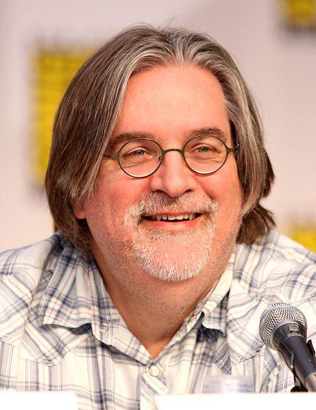 Essay on Matt Groening?