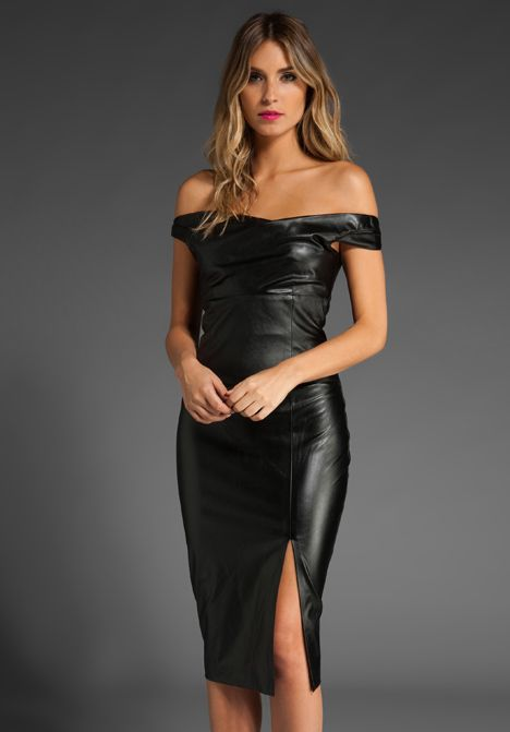 leather dress - Google Search | Sexy Up | Pinterest ...