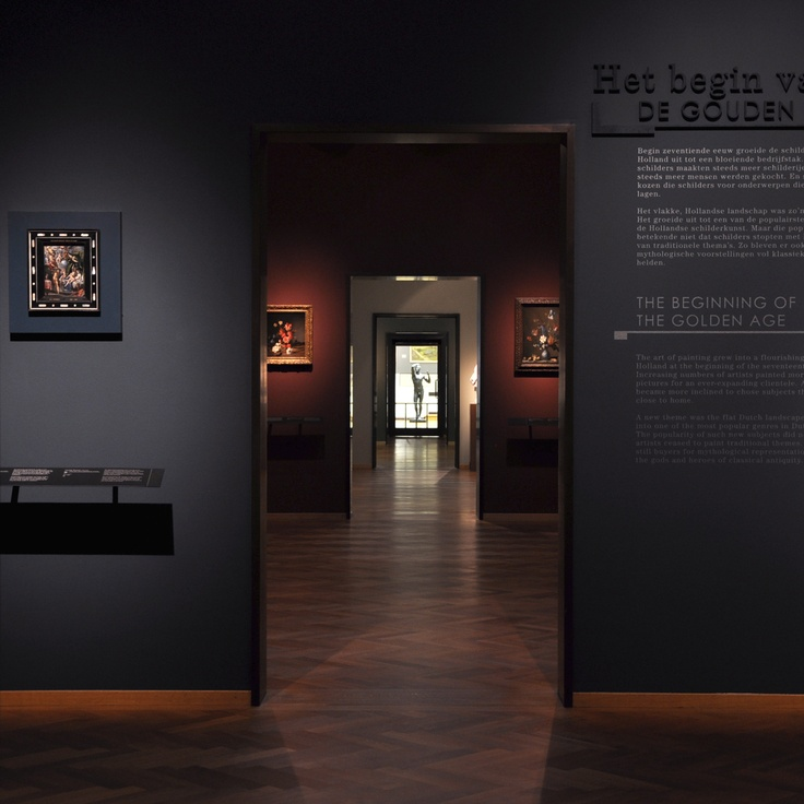 MASTERS OF THE MAURITSHUIS - Gemeentemuseum, Den Haag by OPERA Amsterdam