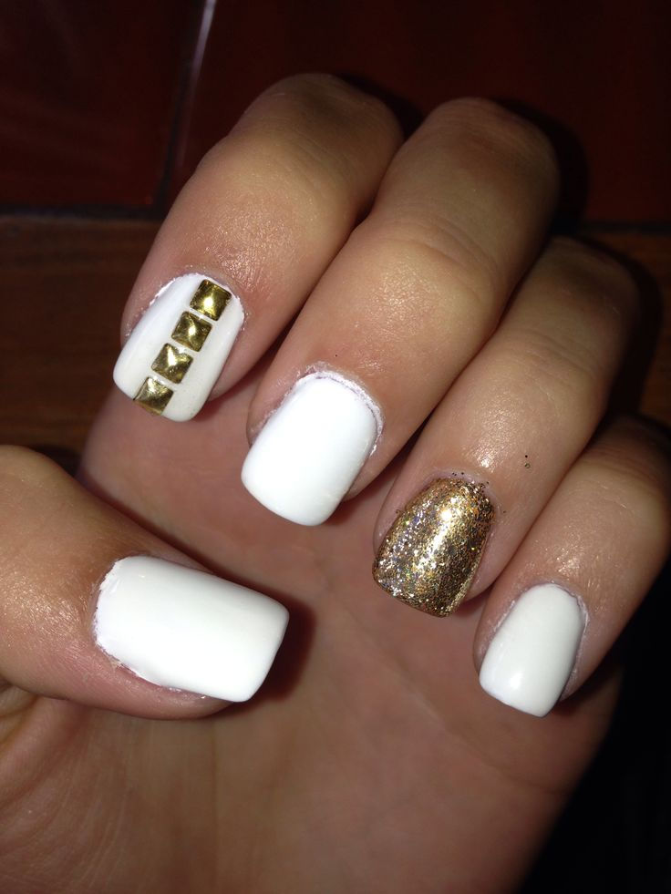 black and white prom nails best nail designs 2018