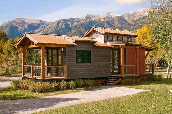 Moving Into a Shipping Container, but Staying Put - Love this. I'd be all about it if I had a few more containers finished off like this!