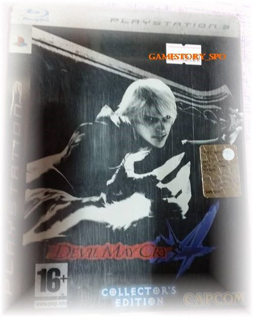 Devil May Cry 4 collector edition