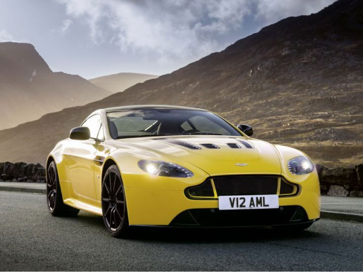 10 Facts You Didnu0027t Know About Aston Martin