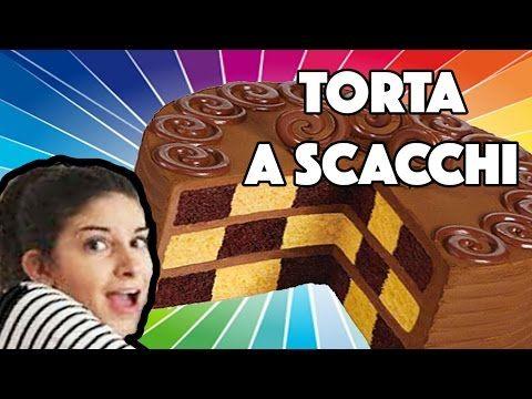 Torta a Scacchi (Bianca e Nera) – La Ricetta di Violetta – Viral News