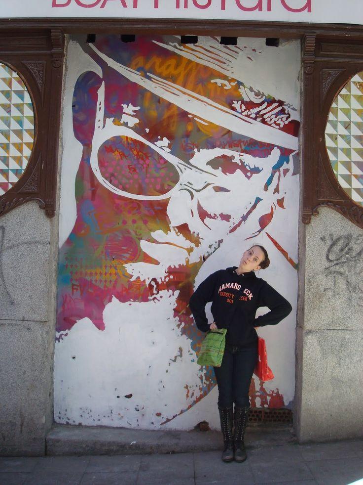spanish street art Buscar con Google Painting, Art