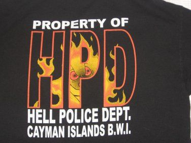 Hell Cayman Islands T Shirts