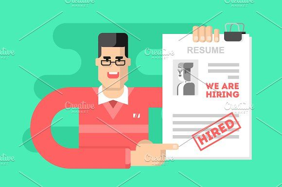 We are hiring Accepted resume Graphics We are hiring Accepted - hiring resume