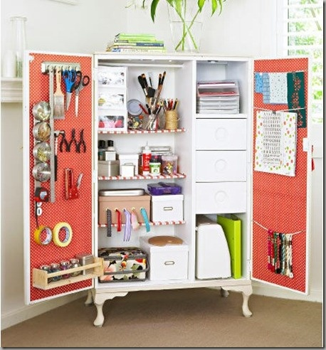 ~ Ideas for craft station ~