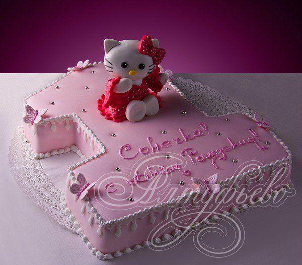 Где заказать торт ребенку на 1 год в омске