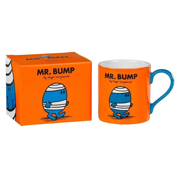 Mr Bump Mug From Wild and Wolf #mzube #gift #gifts #cool #birthday #shopping #sale #quirky