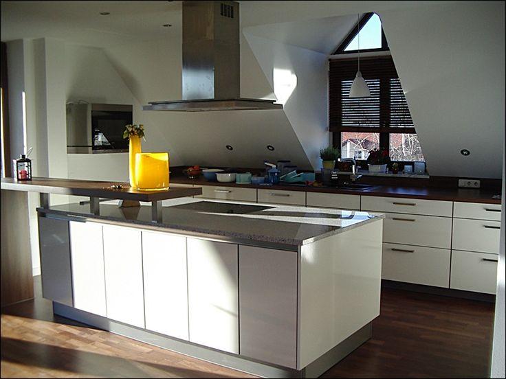 Mer enn 25 bra ideer om Granitplatte küche u2013 bare på Pinterest - neue türen für küchenschränke