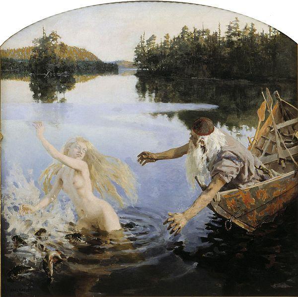 Aino, 1891