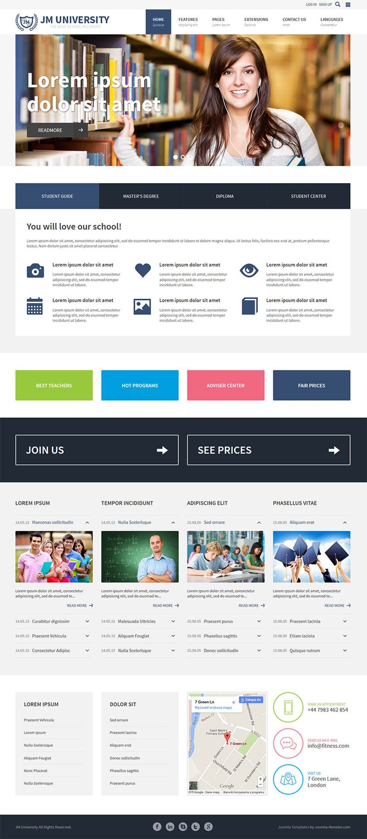 168 best images about templates for joomla 3 x on pinterest