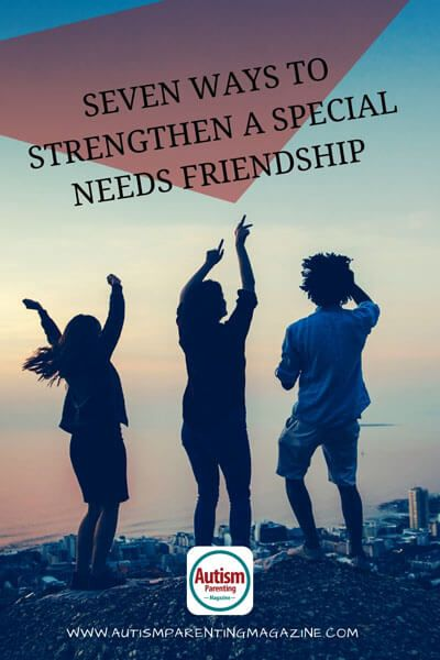 Dont Let Special Needs Students Fall >> Seven Ways To Strengthen A Special Needs Friendship Autism