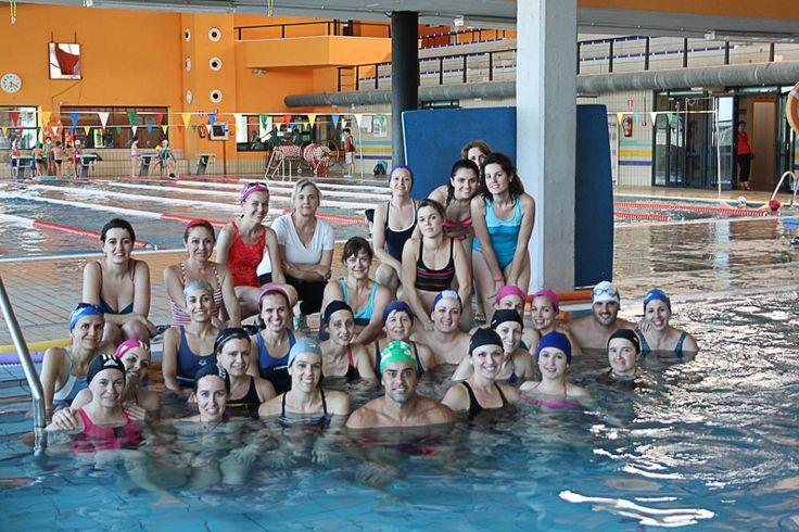 Curso de preparación del parto en el agua, en Las Fuentezuelas