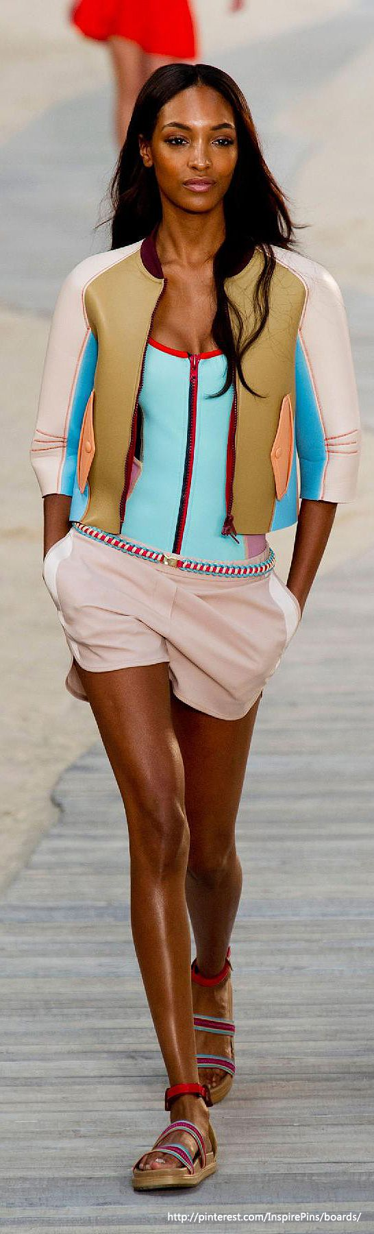 Spring 2014 RTW Tommy Hilfiger Collection