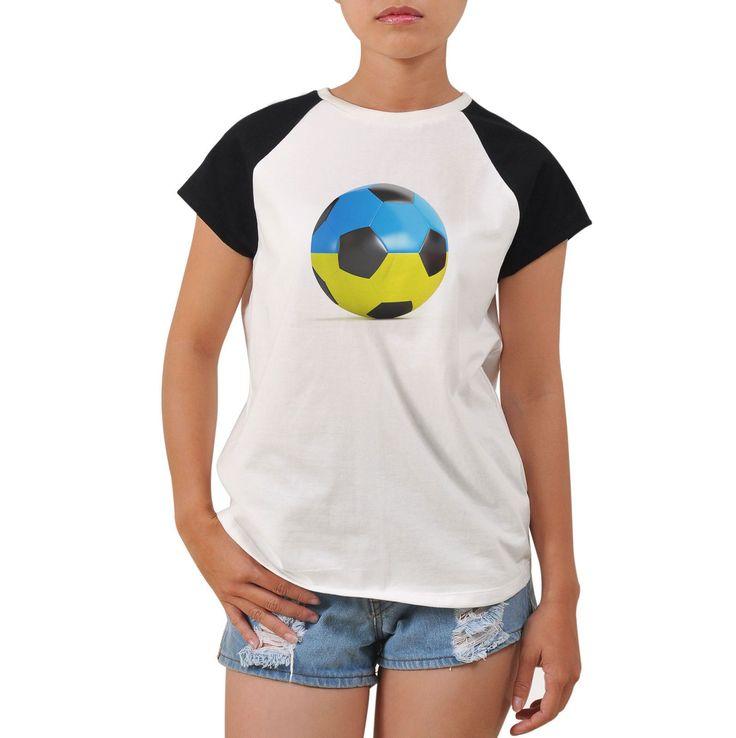 Vietsbay Women'S Football  Printed Cotton T-Shirt Wts_04