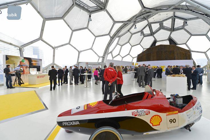 Shell GTL Launch