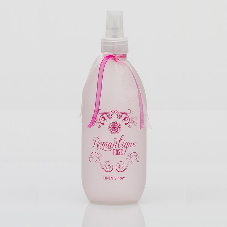 Romantique Rose Linen Spray