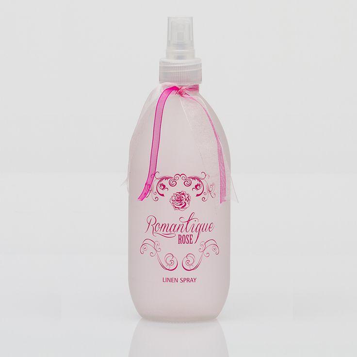 Romantique Rose Linen Spray