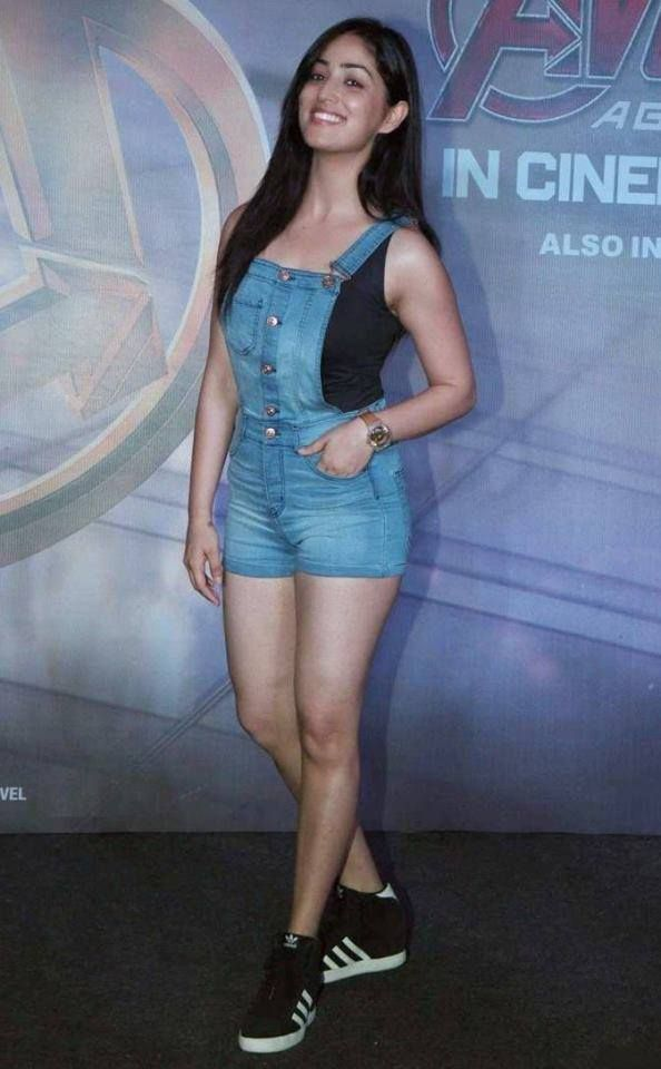 Yami Gautam in sexy outfit. #Bollywood #Fashion #Style #Beauty #Hot #Sexy