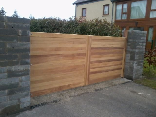 TIMBER ENTRANCE GATES NORTHERN IRELAND on Gumtree. If you are looking for high quality wooden gates and fences. Please get in touch to discuss your req