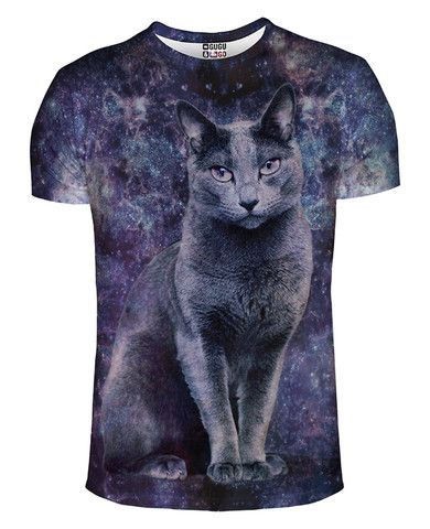Black Cat T-shirt - RageOn