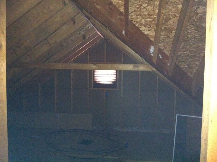 attic redo ideas - 17 Best images about Attic remodel ideas on Pinterest
