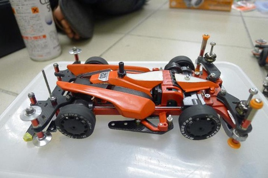 Mini 4wd Tuning e custom - Foto 6