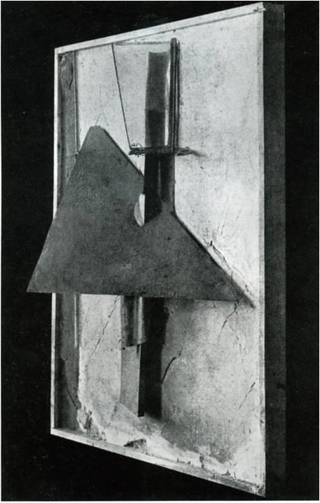 Vladimir Tatlin, Selection of Materials, 1914
