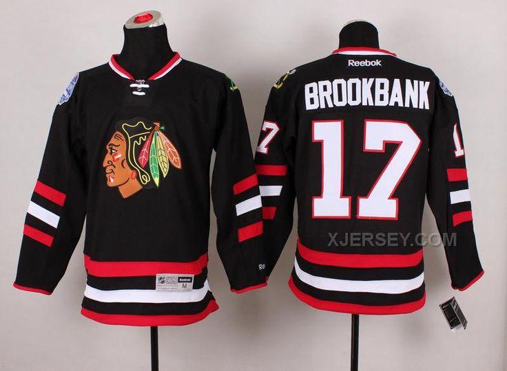 http://www.xjersey.com/blackhawks-17-brookbank-black-2014-stadium-series-jerseys.html BLACKHAWKS 17 BROOKBANK BLACK 2014 STADIUM SERIES JERSEYS Only $50.00 , Free Shipping!