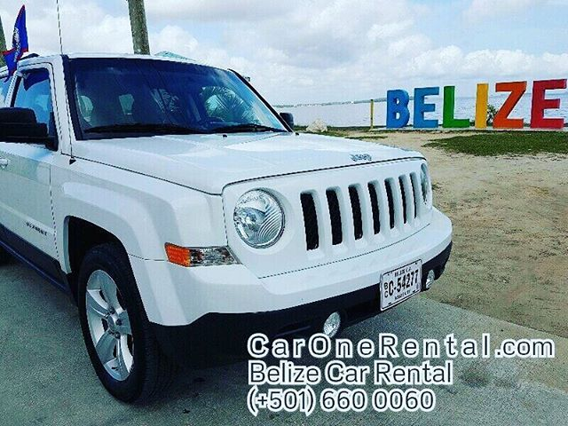 Drive And Explore Belize Heres Some Jeep For You Car One Rental