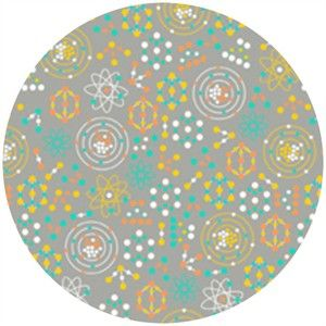 Silvia Dekker, Atomic Bots, Atomic Dots Gray