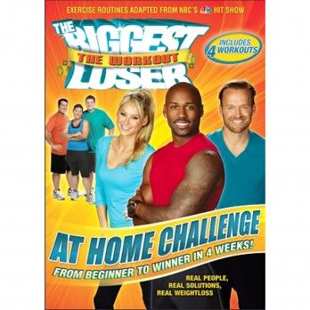 biggest loser weight loss dvd