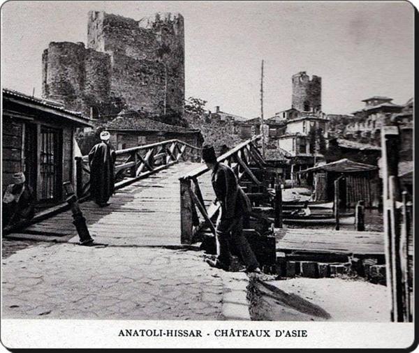 Anadolu hisarı 1910