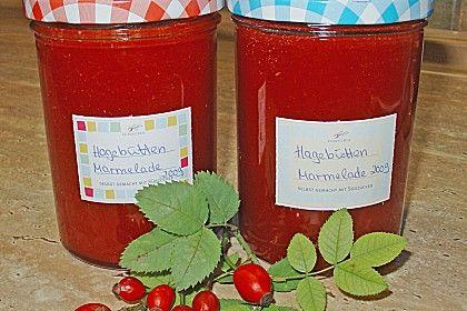 Hagebutten - Marmelade (Rezept mit Bild) von Meggixx   Chefkoch.de