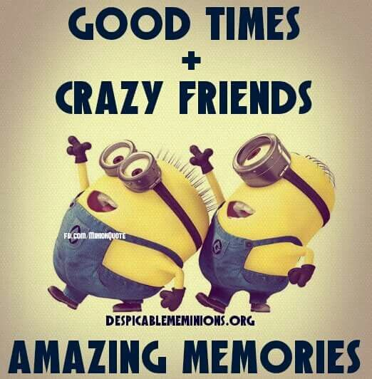 Reminds me of my best friend and I. CRAZAY!!!!!!!