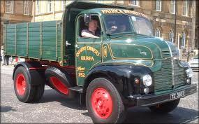 British Lorry