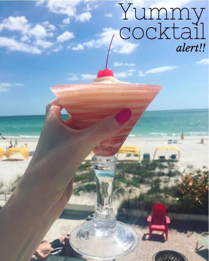 """A delicious pina colada cocktail recipe that is also yummy when made """"virgin"""". Perfect for beachside enjoyment!"""