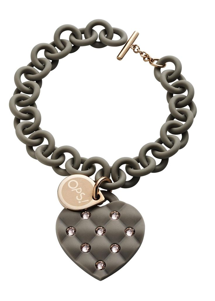 OPS!Objects HerStory #fashion #jewelery #bracelets #charms