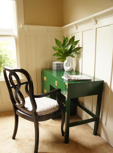 17 Best Images About Painted Desks On Pinterest