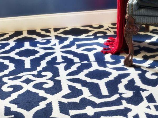 Weiche Teppiche fürs Wohnzimmer - Wählen Sie den richtigen !